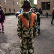 Helovinas, trunk or treat